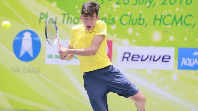 Nguyễn Văn Phương vào chung kết giải U18 quốc tế