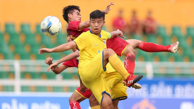 Viettel thể hiện sức mạnh, FLC Thanh Hóa về sớm ở VCK U15 quốc gia