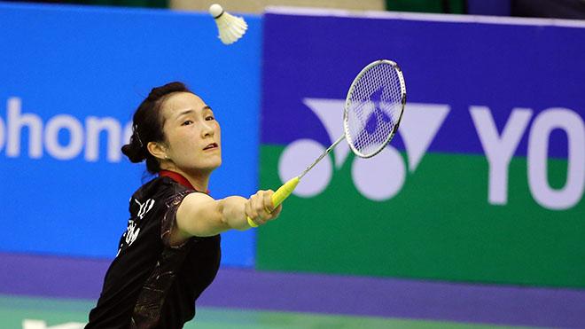 Vợ chồng Tiến Minh vẫn 'làm mưa làm gió' ở Vietnam Open 2018