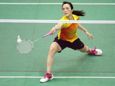 Cô vợ của Tiến Minh, Vũ Thị Trang sẽ xuất trận chiều 8/8 gặp đối thủ khó lường người Nhật Bản. Ảnh: Quang Liêm