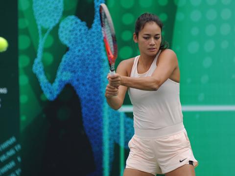 Alize Lim đã có mặt ở bán kết giải năm nay. Ảnh: Trần Tú