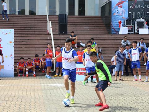 Sau vòng loại tại TP.HCM, giải đấu sẽ diễn ra ở Hà Nội vào ngày 18-9. Ảnh: BM