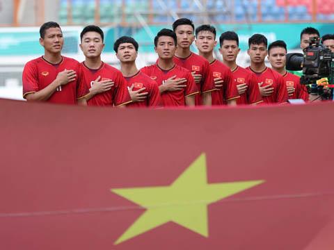 Đội tuyển Việt Nam được kỳ vọng rất lớn ở AFF Cup 2018. Ảnh: VFF