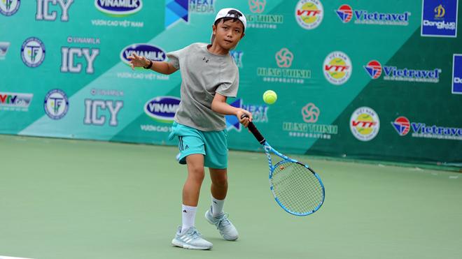 Quần vợt trẻ Việt Nam có thêm sân chơi lớn