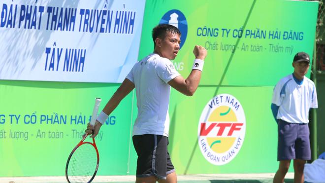 Lý Hoàng Nam trước cơ hội vô địch giải quần vợt nhà nghề