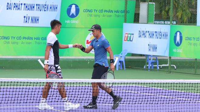 Hoàng Nam vô địch giải quần vợt Men's Future trong tiếc nuối