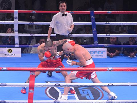 Các võ sĩ boxing Việt Nam sẽ có cơ hội thử sức với các võ sĩ mạnh trên sân nhà. Ảnh: Trường Trần