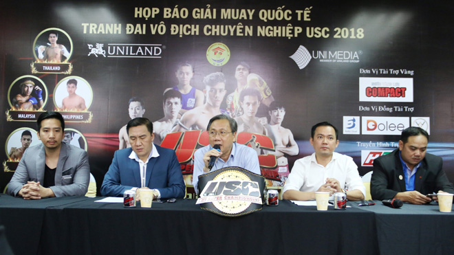 'Độc cô cầu bại' Nguyễn Trần Duy Nhất so găng với võ sĩ chuyên nghiệp Thái Lan