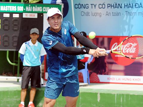 Daniel Nguyễn là đối thủ nặng ký của Hoàng Nam ở bán kết. Ảnh: TT