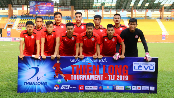 Đội bạn HLV Park Hang Seo toát mồ hôi vào bán kết Thiên Long Cup 2019