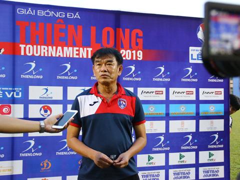HLV Phan Thanh Hùng tin đội tuyển dưới sự dẫn dắt của HLV Park Hang Seo sẽ còn thêm nhiều thành công thời gian tới. Ảnh: Đình Viên