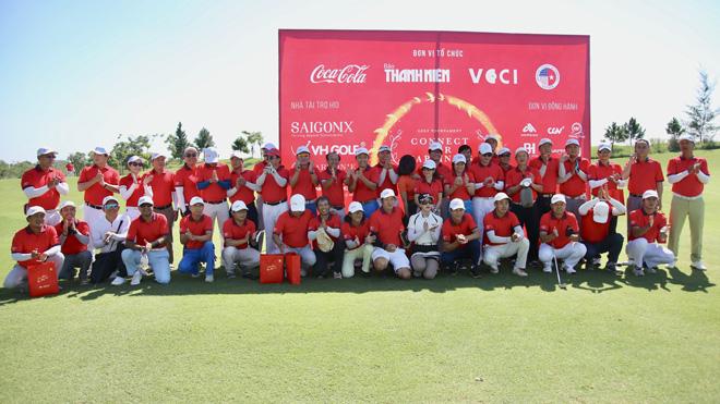 Hơn 500 triệu đồng cho giải golf từ thiện 'Gắn kết yêu thương 2019'