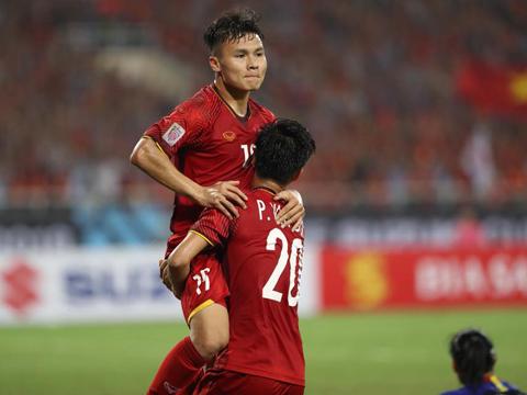 2019 sẽ đầy thách thức với Quang Hải cùng đồng đội. Ảnh: Hoàng Linh