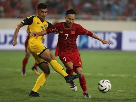 U23 Brunei không phải là thước đo cho năng lực của U23 Việt Nam hiện tại. Ảnh: Hoàng Linh