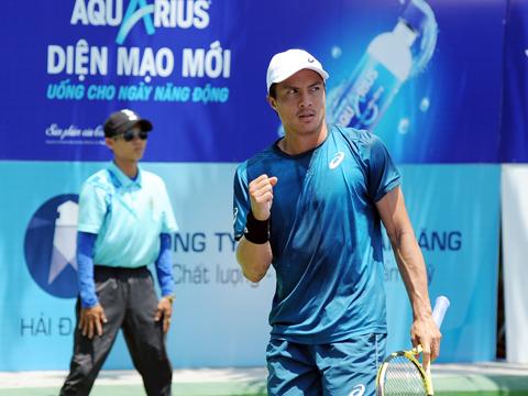 Daniel Nguyễn là cái tên nổi bật nhất ở giải năm nay. Ảnh: TT