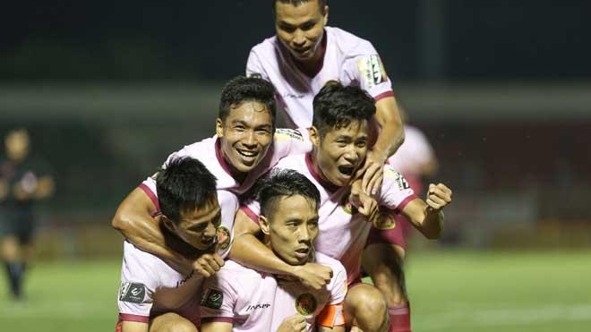 Cúp QG Bamboo Airways 2019: Sài Gòn FC 'đánh tennis'