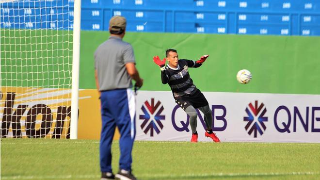 Anh Đức, Tấn Trường ra sân cùng B.Bình Dương ở trận quyết định AFC Cup