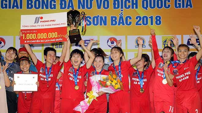 Khó lường cuộc đua tranh 'ngôi hậu' Giải BĐ nữ VĐQG – Cúp Thái Sơn Bắc 2019