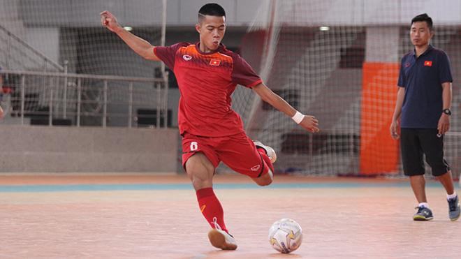 Futsal Việt Nam có chiến thắng trên đất Iran