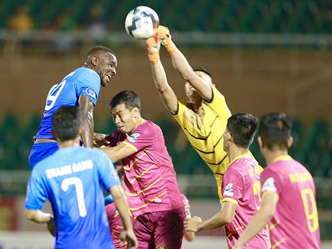 Sài Gòn sẽ vào tứ kết Cúp QG 2019. Ảnh: VPF