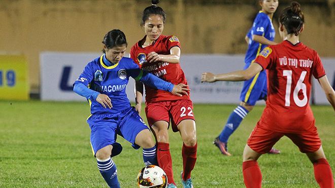 ĐKVĐ Phong Phú Hà Nam bị níu chân