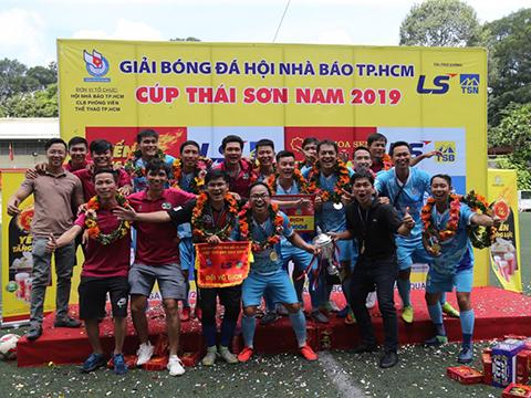 Đây là chức vô địch đầu tiên của đội sau rất nhiều năm lỡ hẹn với giải đấu được mong chờ nhất năm với các phóng viên trên địa bàn thành phố