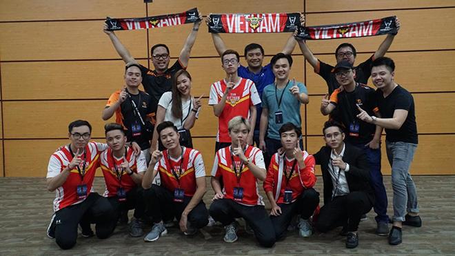 Thể thao điện tử Việt Nam quyết lấy Vàng SEA Games 2019