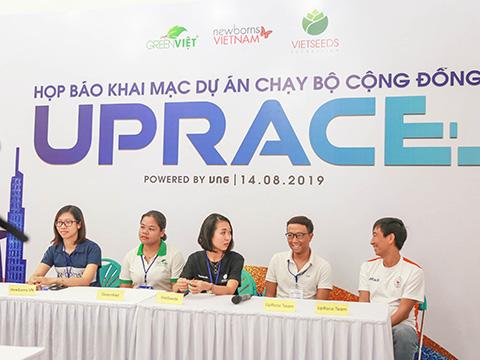 UpRace 2019 sẽ chính thức bắt đầu vào ngày 17/8. Ảnh: BM