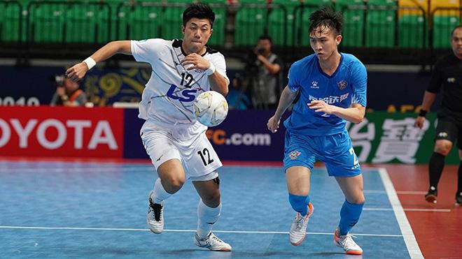 Trực tiếp bóng đá futsal: Thái Sơn Nam và Nagoya cùng 'lên gân' (15h00 hôm nay)