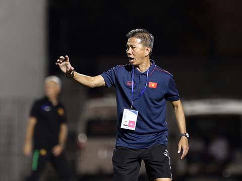 HLV Hoàng Anh Tuấn cho rằng gặp được Australia quan trọng hơn cả chức vô địch giải năm nay. Ảnh: VFF