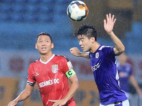 Trận lượt về chung kết AFC Cup 2019 khu vực Đông Nam Á của hai đội bóng này có giá ít nhất 3 tỷ đồng. Ảnh: VPF