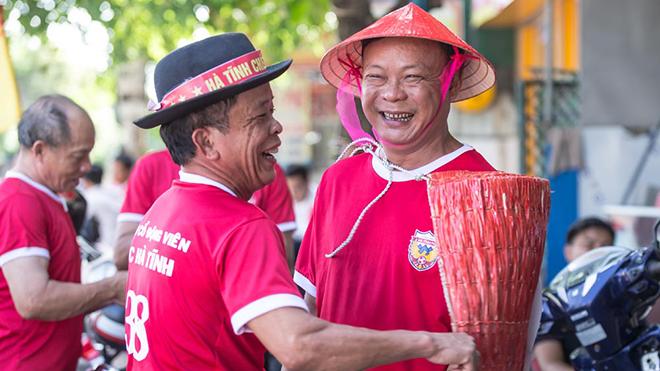 CĐV Hà Tĩnh có thể xem đội nhà thi đấu ở sân chơi cao nhất đất nước vào năm 2020. Ảnh: VPF