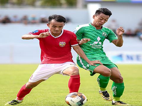 Đội bóng của bầu Hiển chỉ còn chờ ngày tái ngộ các đội bóng đàn anh ở V-League 2020. Ảnh: VPF