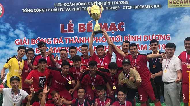 CLB Hoàng Gia vô địch giải năm nay. Ảnh: BM