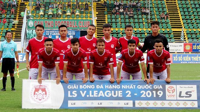 Phố Hiến đã sẵn sàng đá trận play-off với CLB hạng 13 của V-League 2019. Ảnh: VPF