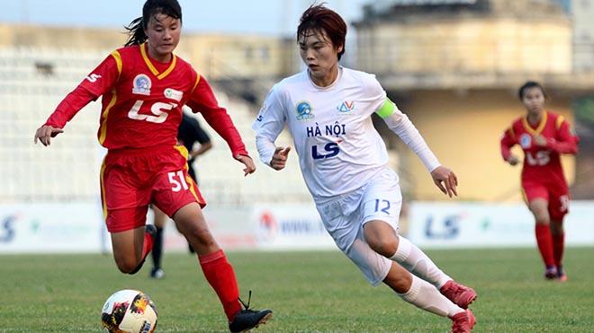 Hà Nội kéo dài hy vọng vô địch tại  giải bóng đá nữ VĐQG