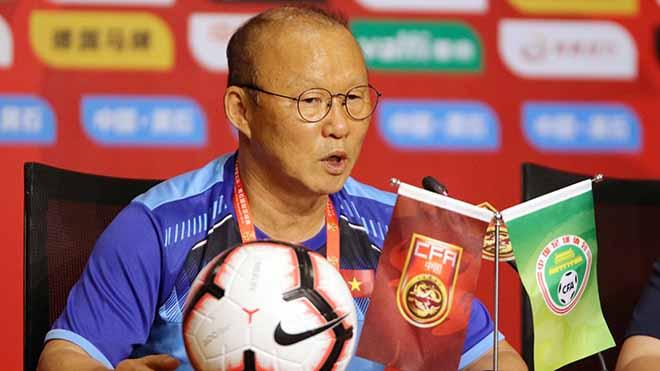 HLV Park Hang Seo đã khiến bóng đá Trung Quốc thêm đau đầu. Ảnh: VFF