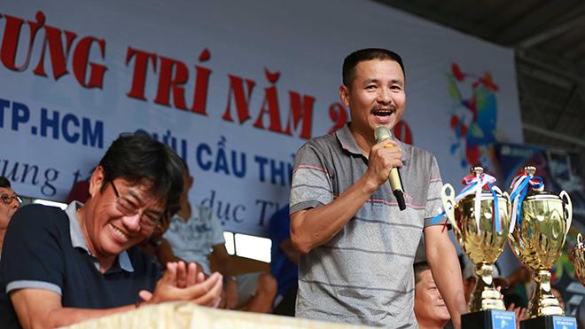 BTC giải kỳ vọng giải đấu sẽ tạo ra sân chơi ý nghĩa cho bóng đá Sài thành. Ảnh: Dũng Phương