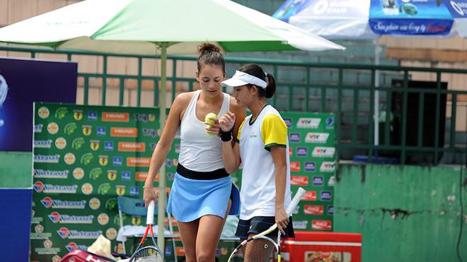 Alize Lim có hai chức vô địch ở giải năm nay. Ảnh: TT
