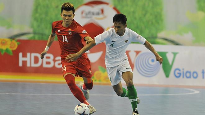 Indonesia dù suýt thua Việt Nam nhưng đã vào tới chung kết gặp Thái Lan