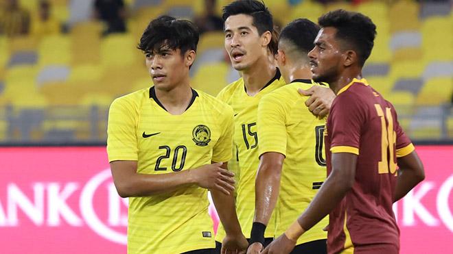 Syafiq Ahmad (20) là chân sút nguy hiểm nhất của Malaysia hiện tại