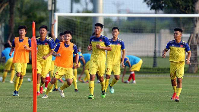U19 Việt Nam sẽ có gần một năm chuẩn bị để đến Uzbekistan chuẩn bị cho VCK U19 châu Á 2020. Ảnh: VFF