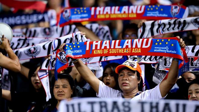 CĐV Thái Lan luôn tin đội tuyển xứ Chùa Vàng là số 1 Đông Nam Á