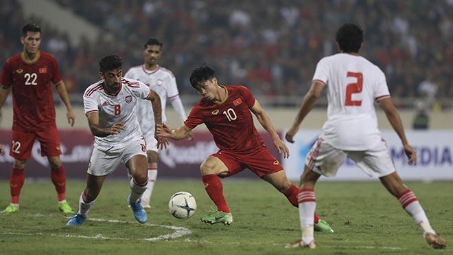 Công Phượng là số 10 của U23 Việt Nam và ĐTQG suốt nhiều năm qua. Ảnh: Hoàng Linh