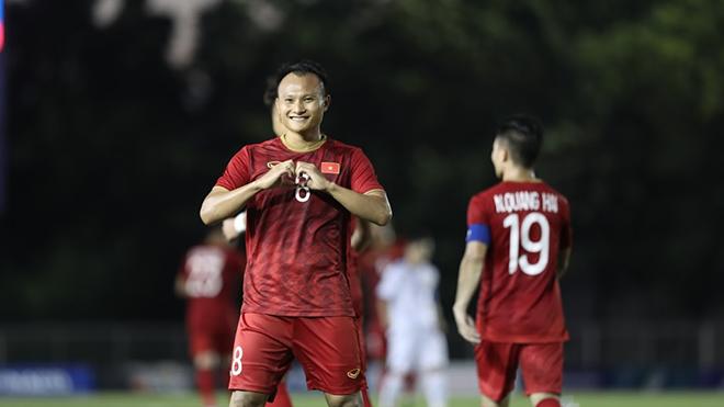 Cầu thủ 30 tuổi đang trong giai đoạn sung mãn nhất sự nghiệp và rất cần cho HLV Park Hang Seo. Ảnh: Hoàng Linh