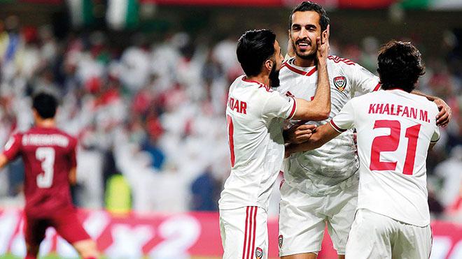 Ali Mabkhout là sự vắng mặt khó có thể thay thế của UAE