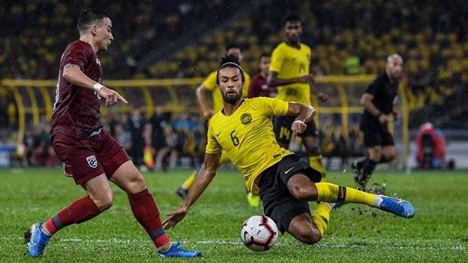 Tristan Đỗ chơi tệ ở trận thua ngược 1-2 trước Malaysia khiến CĐV xứ Chùa Vàng phẫn nộ