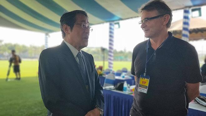 'Phù thuỷ trắng' tin thầy trò HLV Park Hang Seo thành công ở VCK U23 châu Á 2020