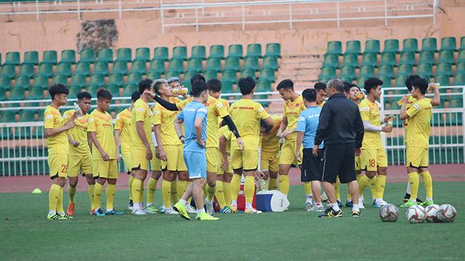 U23 Việt Nam sẽ lên đường đến Thái Lan vào chiều 1-1-2020. Ảnh: TH