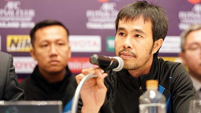 HLV Phạm Minh Giang được giao trọng trách rất lớn vào năm 2020. Ảnh: Anh Lập